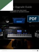 Genos Upgrade Guide ITA