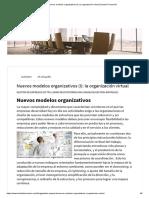 Nuevos Modelos Organizativos (I)_ La Organización Virtual _ Deusto Formación