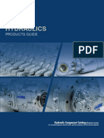 Hydraulics Products Guide En
