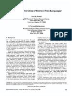 Postal and en - English and CFLs