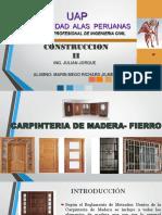 Diapos de Madera