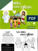 Ejercicios Cuaresmales para Niños 2018