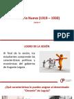 PPT Sesion 4 La Patria Nueva.pdf