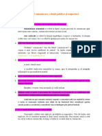 Subiecte Examen - Comunicare, Relatii Publice Si Negociere