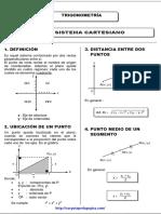 Sistema Cartesiano