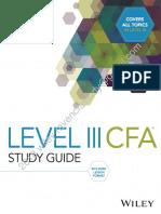 CFA 2017 Level III - Study Guide Vol 5