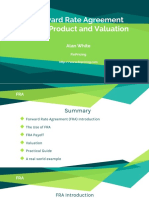 Forward Rate Agreement (FRA) Product Introduction and Valuation Guide