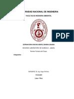 Informe de Quimica 2 - 2