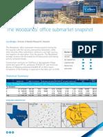 Q1 2018 The Woodlands Office Market Snapshot