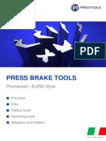 PT Promecam Tools 1801 ENG