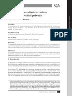 LECTURA 1 Intervención de La Administración Sobre La Propiedad Privada