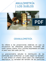 Granulometria Del Suelo