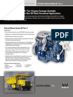 Detroit Diesel Series 60 Tier 3 Technical Specification