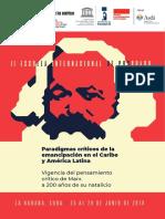 CONVOCATORIA POSGRADO