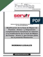 R.P.E. 138-2016-SERVIR-PE-MODIF. GUIA MAPEO PUESTOS_ANEXO 1 Y 3.pdf