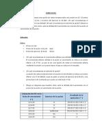 EJERCICIOS derivados
