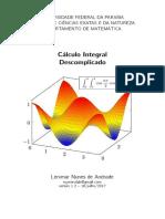 Cálculo Integral Descomplicado Lenimar Nunes de Andrade