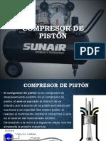Compresor de Pistón67