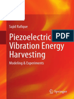 Sajid Rafique (auth.)- Piezoelectric Vibration Energy Harvesting_ Modeling & Experiments-Springer International Publishing (2018).pdf