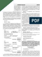 DECRETO SUPREMO N° 188-2016-EF - TRANSFERENCIA COSTO DIFERENCIA DE LA ESCALA BASE DEL INCENTIVO UNICO.pdf