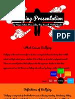 bullying presentations