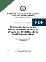PFC Luis Perchin Garcia 2014