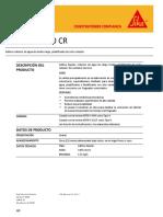 Aditivo Reductor Agua Rango Medio Plastificante Sikament 190 Cr