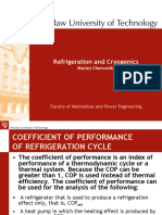 Refrigeration Lecture 4