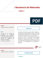 RESISTENCIA DE MATERILAES