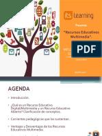 Recursos Educativos Multimedia
