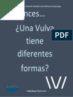 Entonces... Una Vulva Tiene Diferentes Formas