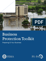 FEMA PS-Prep Toolkit