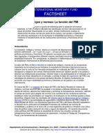 Funciones Del FMI
