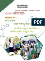 Diagnostico PRODUCTO MOD. 1