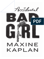 """The Accidental Bad Girl"" - Chapter Excerpt"