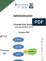 _2018 1 - Administracion 01 - Conceptos Generales