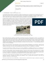 Cartilha - Geologia, A Ciência Da Terra
