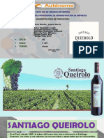 Empresa Santiago Queirolo.