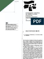 2.3. PORTANTIERO Juan C. - La Reforma Universitaria. Una Mirada Desde El Presente