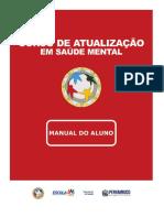 Curso de Atualizaçao Em Saude Mental