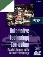 Automotive Student Reference
