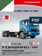 Isuzu Forward2000