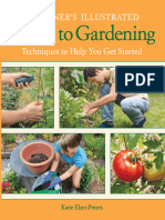 Beginner's Illustrated Guide to Gardening - Techniques M