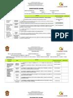 Dosificacion 1ro. 2015-2016