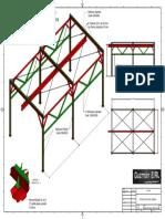 Plano Estructura Riel Osorno