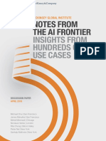 MGI Notes From AI Frontier Discussion Paper