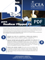 4 FIN 10 Tips Flipped Classroom DOCENTES