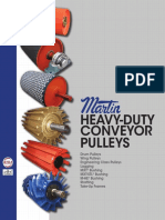 Heavy Duty Conveyor Pulley Catalog