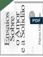 Gikovate, Flavio. Ensaios Sobre o Amor e a Solidão.pdf