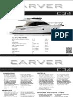 c34 spec sheets